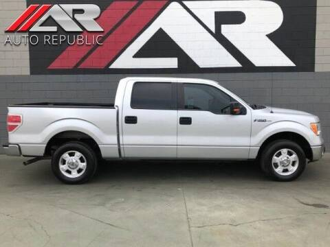 2010 Ford F-150 for sale at Auto Republic Fullerton in Fullerton CA