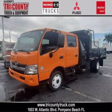 2018 Hino 195 for sale at TRUCKS BY BROOKS in Pompano Beach FL