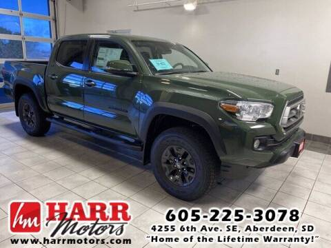 2021 Toyota Tacoma for sale at Harr's Redfield Ford in Redfield SD