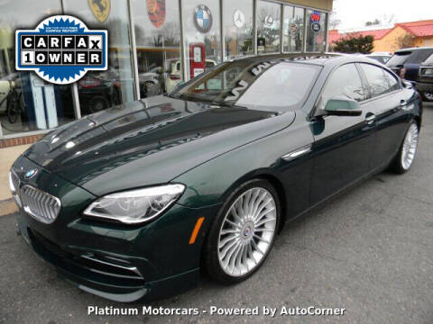 2017 BMW 6 Series for sale at Platinum Motorcars in Warrenton VA