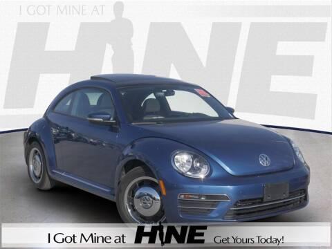 2018 Volkswagen Beetle for sale at John Hine Temecula in Temecula CA