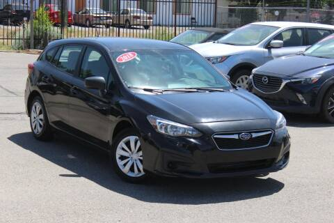 2018 Subaru Impreza for sale at Car Bazaar INC in Salt Lake City UT