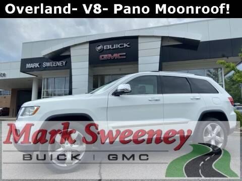 2013 Jeep Grand Cherokee for sale at Mark Sweeney Buick GMC in Cincinnati OH