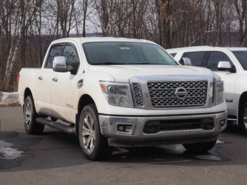 2017 Nissan Titan for sale at Jo-Dan Motors - Buick GMC in Moosic PA