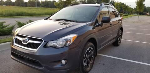 2014 Subaru XV Crosstrek for sale at Derby City Automotive in Louisville KY