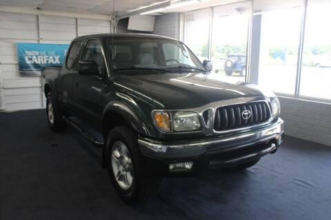 2002 Toyota Tacoma for sale at Drive Auto Sales in Matthews NC