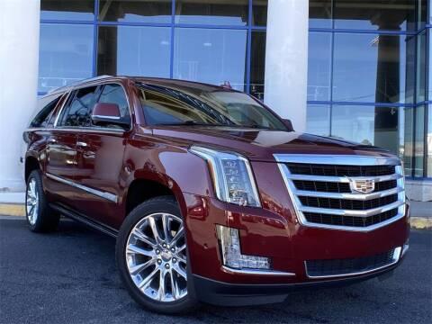 2019 Cadillac Escalade ESV for sale at Capital Cadillac of Atlanta in Smyrna GA