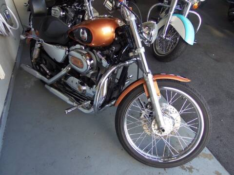 2008 Harley-Davidson XL 1200C for sale at Fulmer Auto Cycle Sales - Fulmer Auto Sales in Easton PA