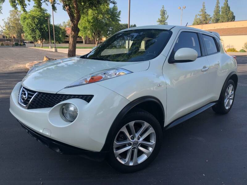 2011 Nissan JUKE for sale at Ideal Cars in Mesa AZ