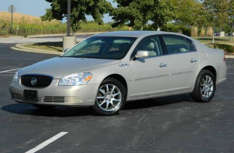 2007 Buick Lucerne for sale at MOKENA AUTOMOTIVE INC in Mokena IL