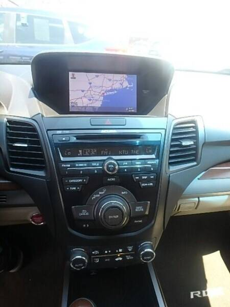 2014 Acura RDX 4dr SUV w/Technology Package - Bronx NY