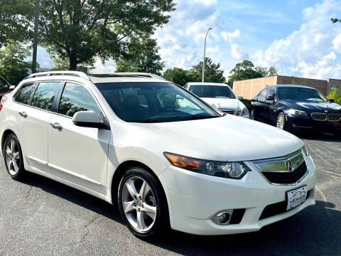 2011 Acura TSX Sport Wagon for sale at Weaver Motorsports Inc in Cary NC