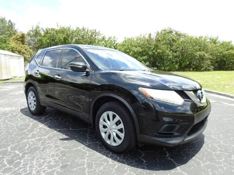 2015 Nissan Rogue for sale at SUPER DEAL MOTORS 441 in Hollywood FL