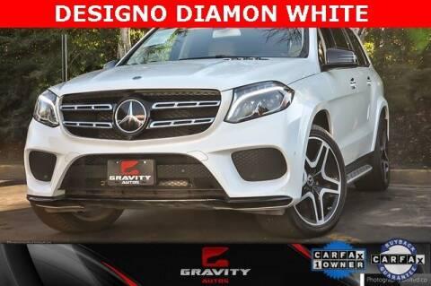 2018 Mercedes-Benz GLS for sale at Gravity Autos Atlanta in Atlanta GA