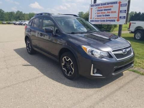 2016 Subaru Crosstrek for sale at Sensible Sales & Leasing in Fredonia NY