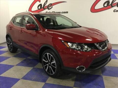 2017 Nissan Rogue Sport for sale at Cole Chevy Pre-Owned in Bluefield WV