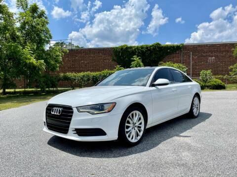 2014 Audi A6 for sale at RoadLink Auto Sales in Greensboro NC