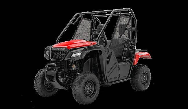 2020 Honda Pioneer 500 for sale at Honda West in Dickinson ND