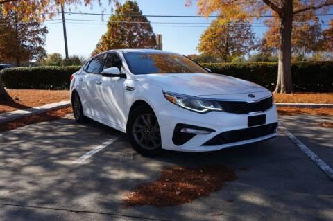 2019 Kia Optima for sale at Legacy Autos in Dallas TX