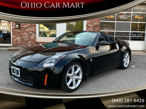 2004 Nissan 350Z for sale at Ohio Car Mart in Elyria OH