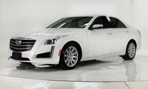 2015 Cadillac CTS for sale at Houston Auto Credit in Houston TX