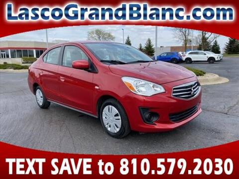 2020 Mitsubishi Mirage for sale at LASCO FORD in Fenton MI