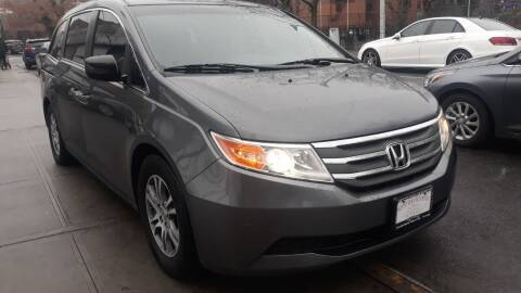 2011 Honda Odyssey for sale at MOUNT EDEN MOTORS INC in Bronx NY