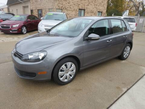 2014 Volkswagen Golf for sale at Drive Auto Sales in Roseville MI