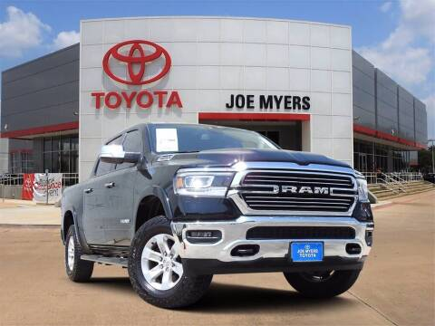 2019 RAM Ram Pickup 1500 for sale at Joe Myers Toyota PreOwned in Houston TX