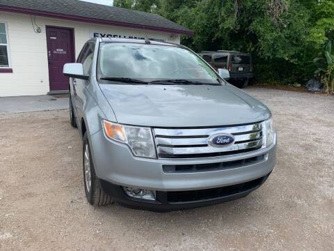 2007 Ford Edge for sale at Excellent Autos of Orlando in Orlando FL