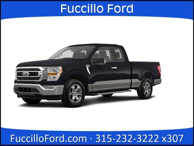 2021 Ford F-150 for sale in Adams, NY