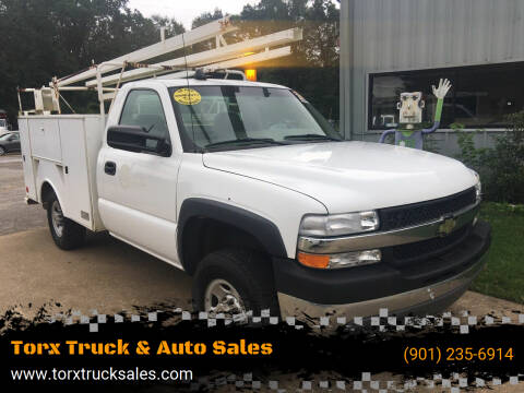 2001 Chevrolet Silverado 2500HD for sale at Torx Truck & Auto Sales in Eads TN