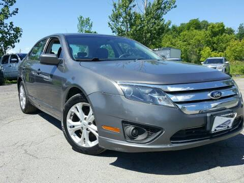 2012 Ford Fusion for sale at GLOVECARS.COM LLC in Johnstown NY