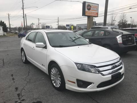 2011 Ford Fusion Hybrid for sale at Cars 4 Grab in Winchester VA