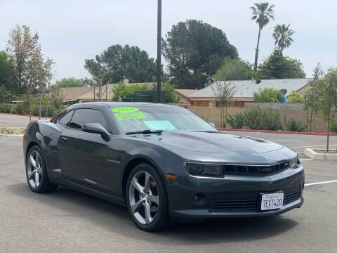 2014 Chevrolet Camaro for sale at Esquivel Auto Depot in Rialto CA