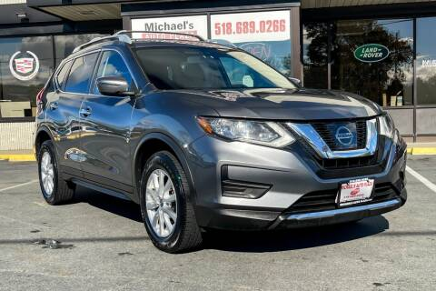 2017 Nissan Rogue for sale at Michael's Auto Plaza Latham in Latham NY