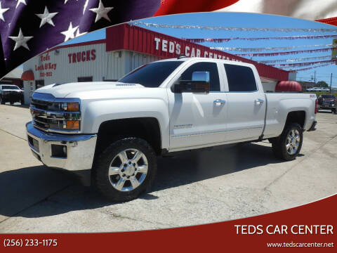 2018 Chevrolet Silverado 2500HD for sale at TEDS CAR CENTER in Athens AL