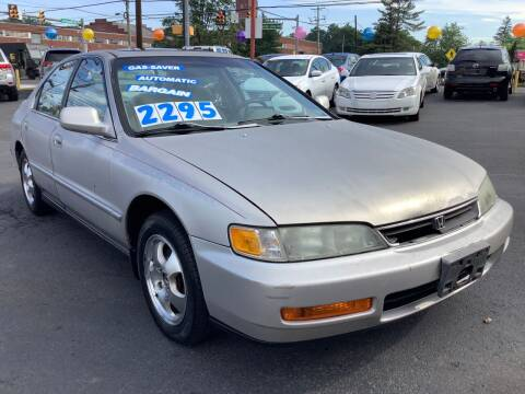 1997 Honda Accord for sale at Active Auto Sales in Hatboro PA