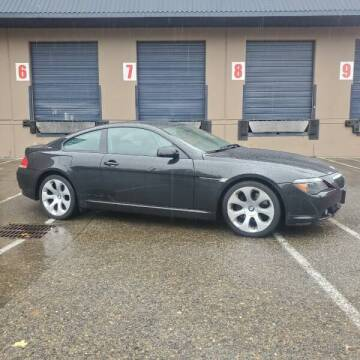 2007 BMW 6 Series for sale at Lifestyle Motors LLC in Portland OR
