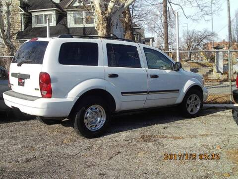 2008 Dodge Durango for sale at Cars Now KC in Kansas City MO
