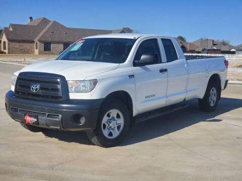 2013 Toyota Tundra for sale at Chihuahua Auto Sales in Perryton TX