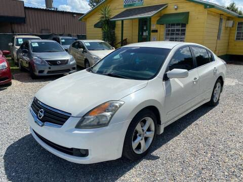 2009 Nissan Altima for sale at Velocity Autos in Winter Park FL
