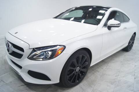 2018 Mercedes-Benz C-Class for sale at Sacramento Luxury Motors in Carmichael CA