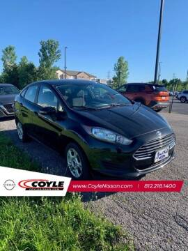 2014 Ford Fiesta for sale at COYLE GM - COYLE NISSAN - New Inventory in Clarksville IN