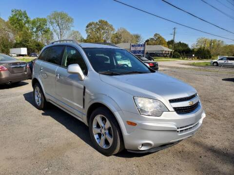 2014 Chevrolet Captiva Sport for sale at United Auto LLC in Fort Mill SC