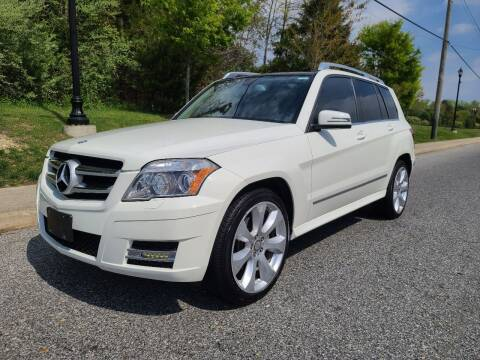 2011 Mercedes-Benz GLK for sale at Premium Auto Outlet Inc in Sewell NJ