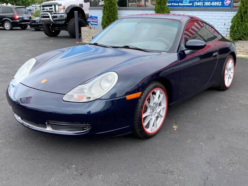 1999 Porsche 911 for sale at Mack 1 Motors in Fredericksburg VA