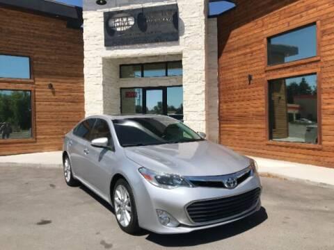 2013 Toyota Avalon for sale at Hamilton Motors in Lehi UT