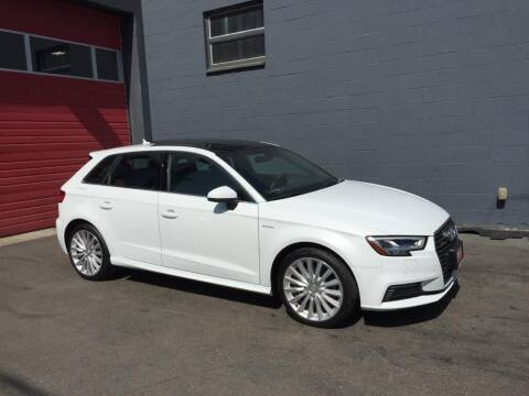 2017 Audi A3 Sportback e-tron for sale at Paramount Motors NW in Seattle WA