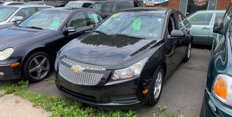 2011 Chevrolet Cruze for sale at Frank's Garage in Linden NJ